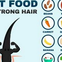 5 Food Groups That Are A Must For Strong, Healthy Hair