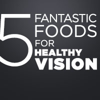 Eat These Foods To Beat Vision Problems-Infographic