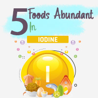 World Iodine Deficiency Day: 5 Foods Plentiful In Iodine To Fight Thyroid And Other Disorders - Infographic
