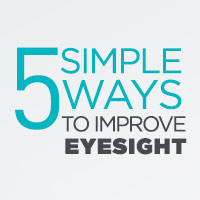 World Sight Day: Do These To Promote Eye Vision-Infographic
