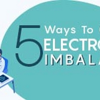 How To Deal With Electrolyte Imbalance: Infographic