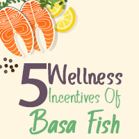 5 Incredible Benefits Of Basa Fish For Overall Health - Infographic