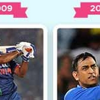 10#yearchallenge: A Decade of Dhoni