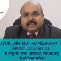 Dr Mayur Jain, MD- Homeopathy Talks About Cold & Flu.