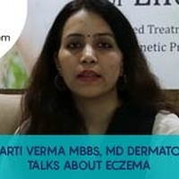 Dr Bharti Verma MBBS, MD Dermatology Talks About Eczema – Part 1