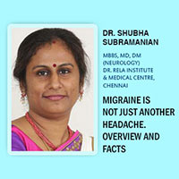 Migraine Is Not Just Another Headache. Overview And Facts