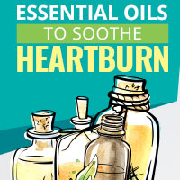 Heartburn? Try These Essential Oils For Instant Relief-Infographic