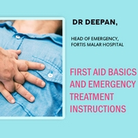 First Aid Basics And Emergency Treatment Instructions
