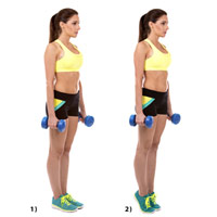 Cankles: Proven Leg Exercises To Get Rid Of Fat Chubby Calves, Ankles And Feet
