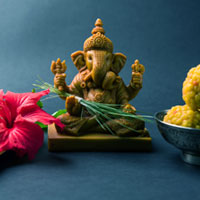 Ganesh Chaturthi: Incredible Therapeutic Benefits of Herbs Used in The Rituals