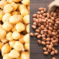 Eating Peanuts, Chickpeas May Lower Cholesterol, Improve BP