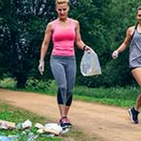 Plogging: New Fitness Trend That Keeps You and Mother Nature Healthy