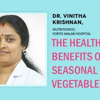 The Health Benefits Of Seasonal Vegetables