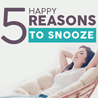 The Incredible Benefits Of Sound Sleep- Infographic