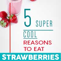 Strawberries: Know How This Summer Fruit Keeps You Healthy- Infographic