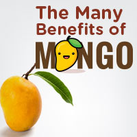 5 Health Reasons Why You Should Eat Mangoes - Infographic