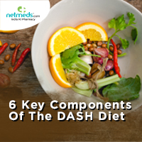 6 Key Components Of The DASH Diet