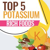 5 Foods Abundant In Potassium That Are Incredibly Healthy – Infographic