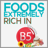 Vitamin B5: Add These 5 Superfoods To Your Diet For Overall Well-Being -Infographic