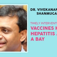 Timely Intervention And Vaccines Keep Hepatitis At A Bay