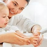 Clean Hands, The First Step To Good Health