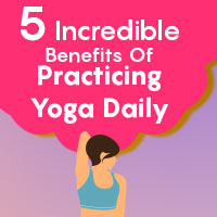 International Yoga Day: Practice Asanas Daily For A Healthy Life- Infographic