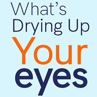 Dry Eye Syndrome: Deal With It Carefully To Avoid Vision Loss- Infographic