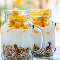 Breakfast In A Jar: Grab & Go Recipes