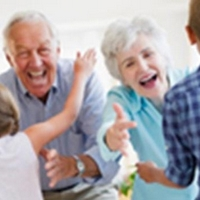 Grandparents Who Involve In Care Of Grandchildren Live Longer Than Other Senior Citizens