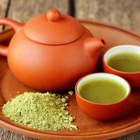 Try Matcha Tea, Ice Cream To Relax, Avoid Premature Ageing
