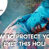 How To Protect Your Eyes This Holi