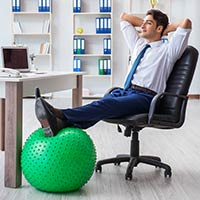 Take A Break: 5 Fabulous Ways To Stretch Your Muscles At The Workplace