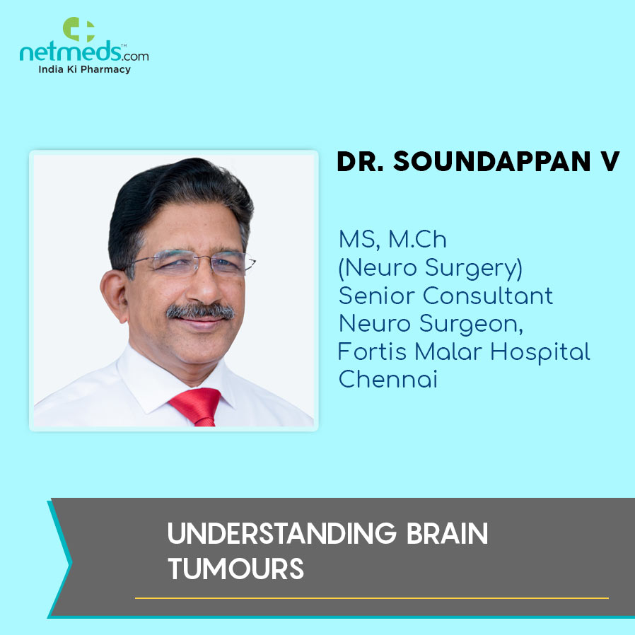 Dr. Soundappan talks about brain tumours