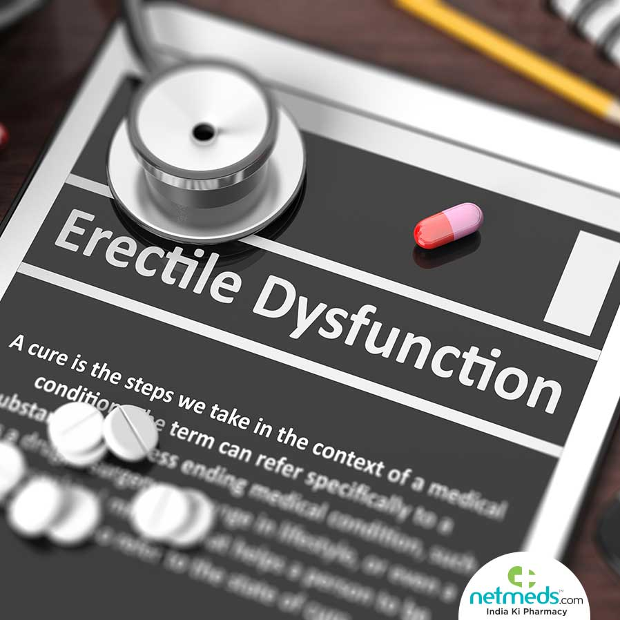 Causes, Diagnosis And Treatments of Erectile Dysfunction