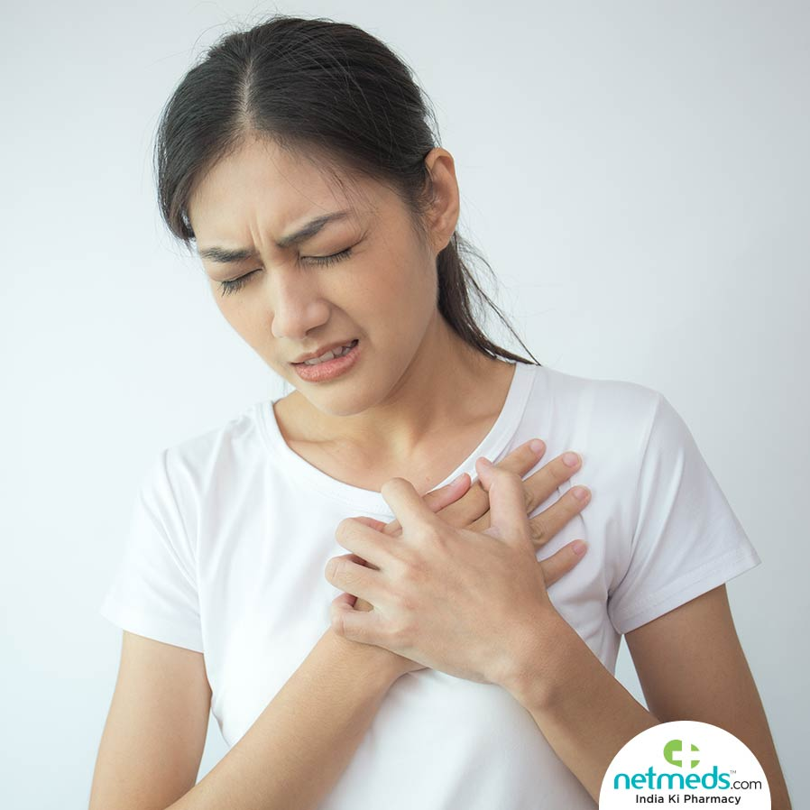 Pleurisy: Pain in chest