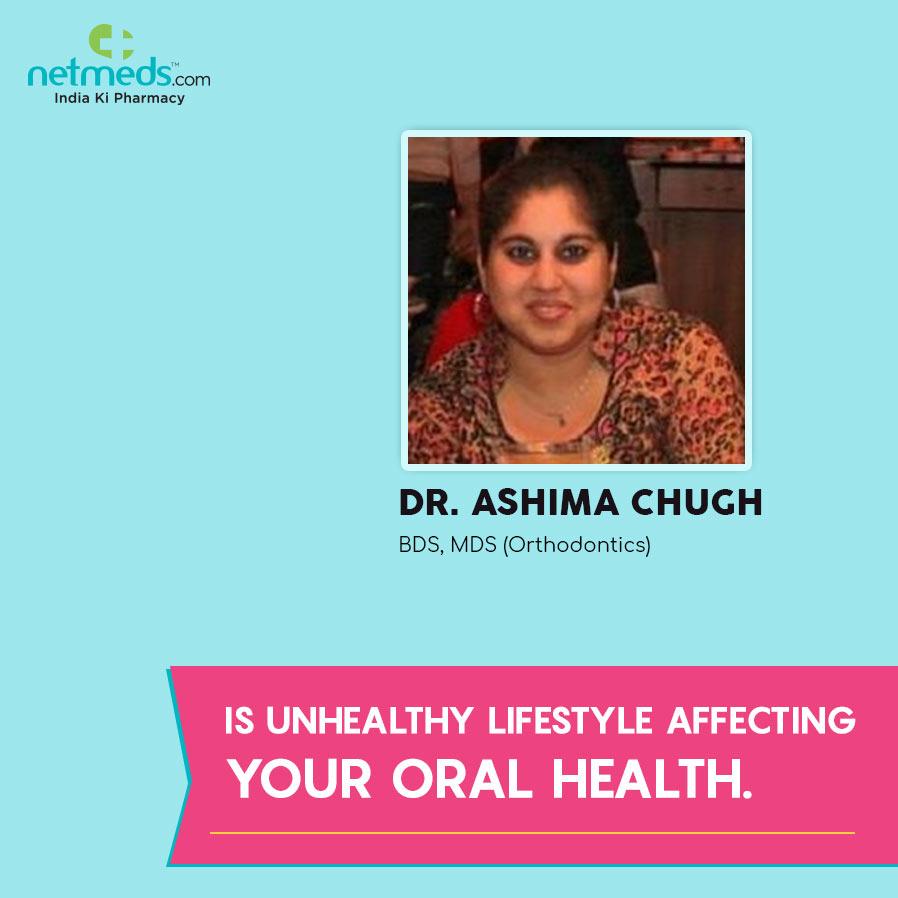Oral Health by Dr Ashima chugh