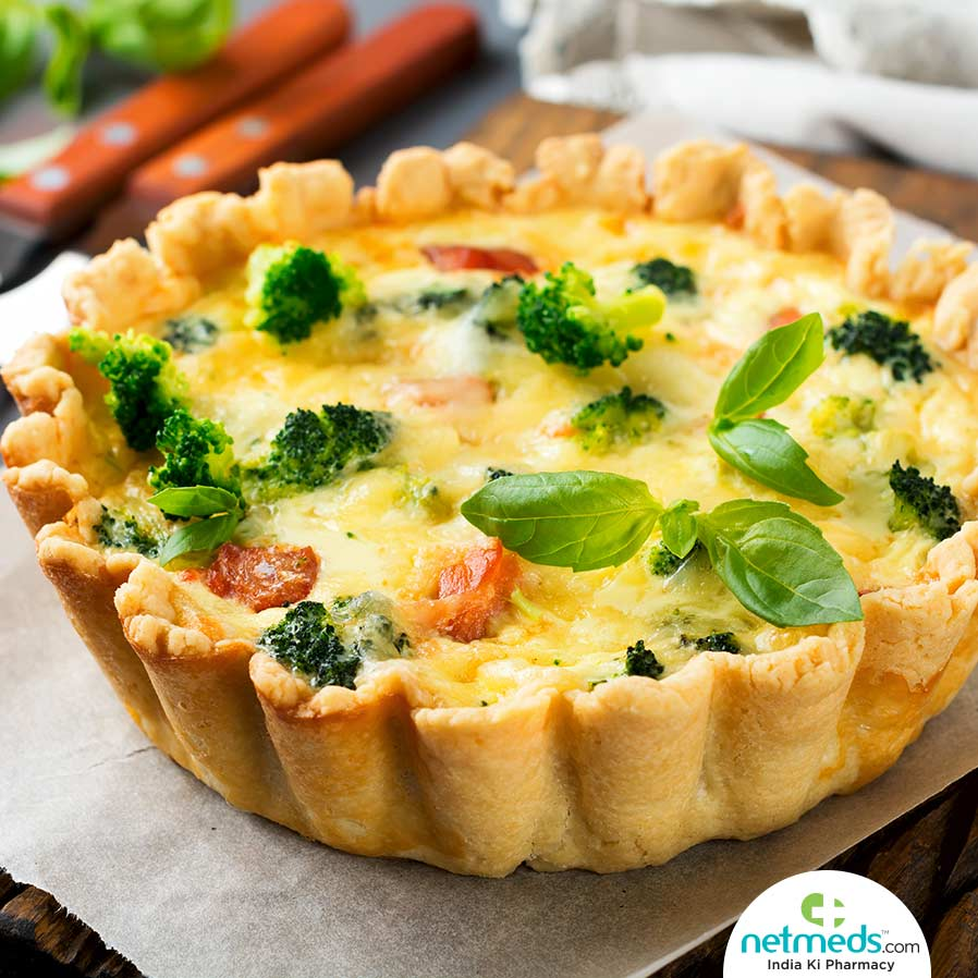 Vegetable Green Pie