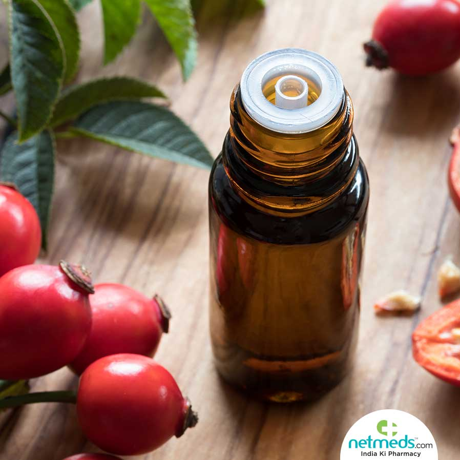 Benefits Of Rosehip Oil For Glowing Skin