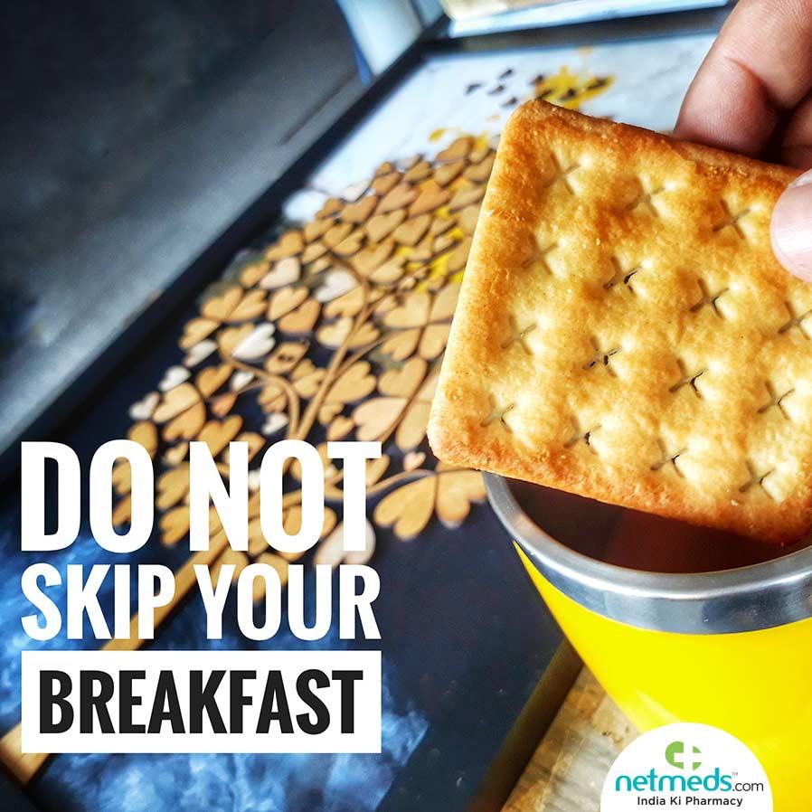 Biscuits, Don't Skip Breakfast