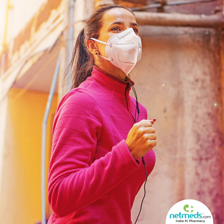 Air pollution affecting women health