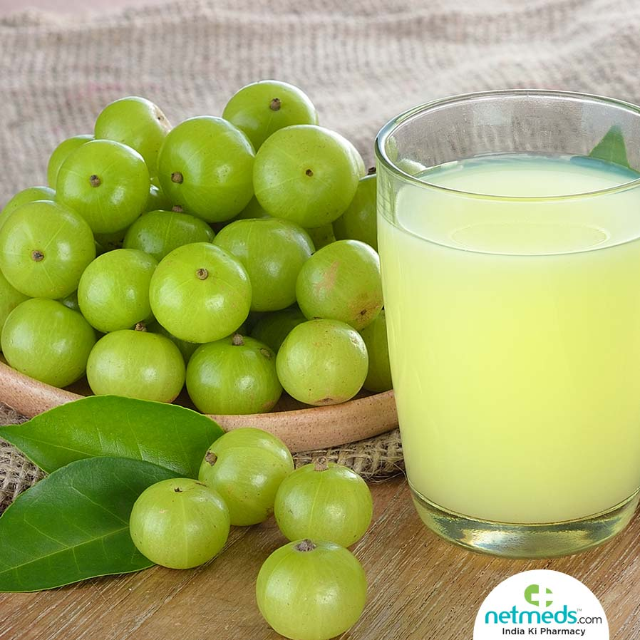 amla: benefits, uses for hair and health conditions | netmeds