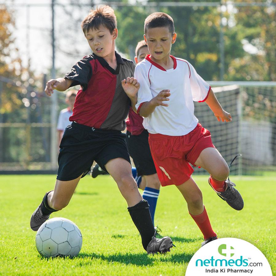 Sports Power kids to Fight Emotional Distress