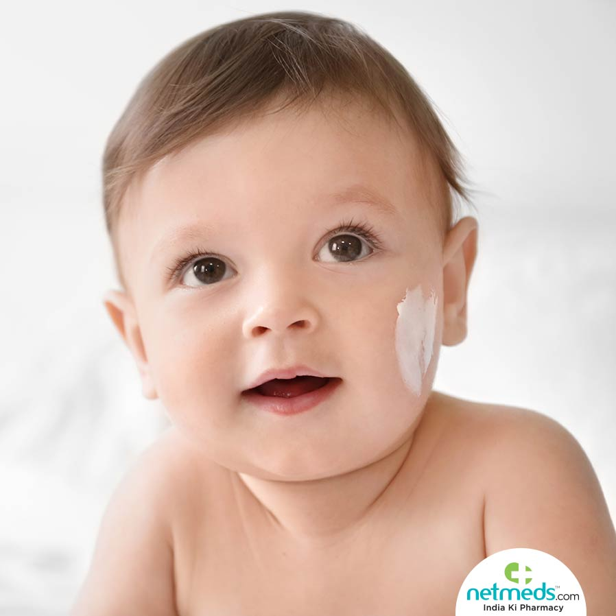 Tips to keep your babies skin healthy