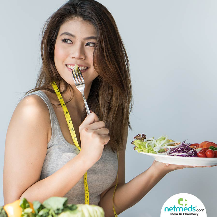 PCOS and weight gain:The best foods to lose weight