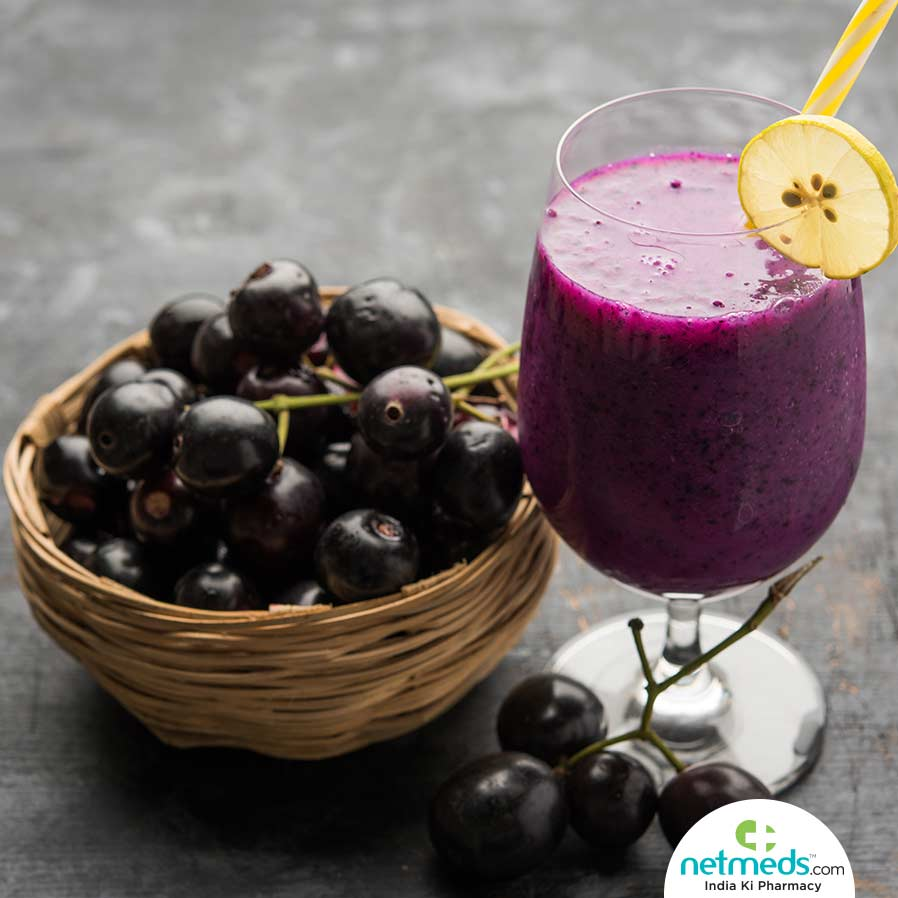 jamun juice benefits