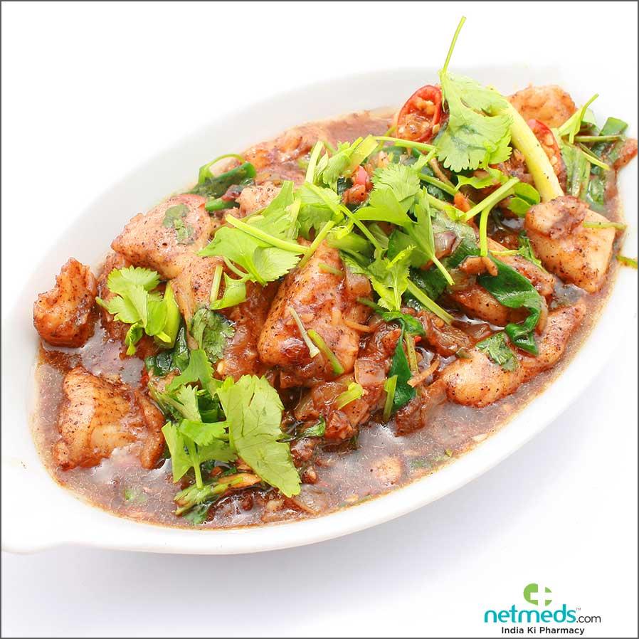 basa fish curry