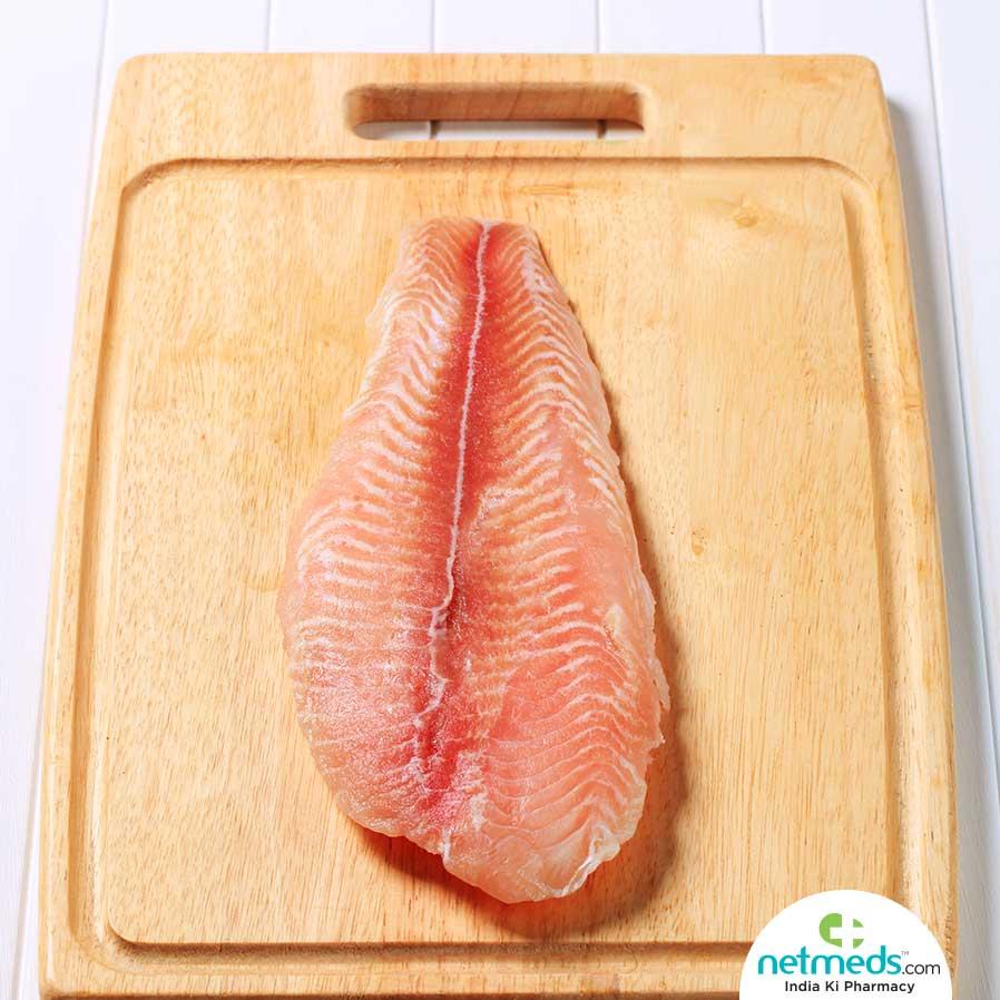 basa fish fillets