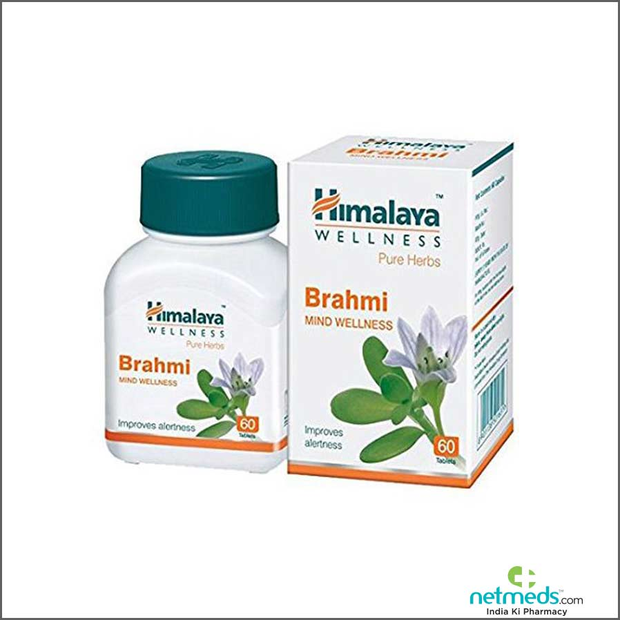 Himalaya Wellness Brahmi