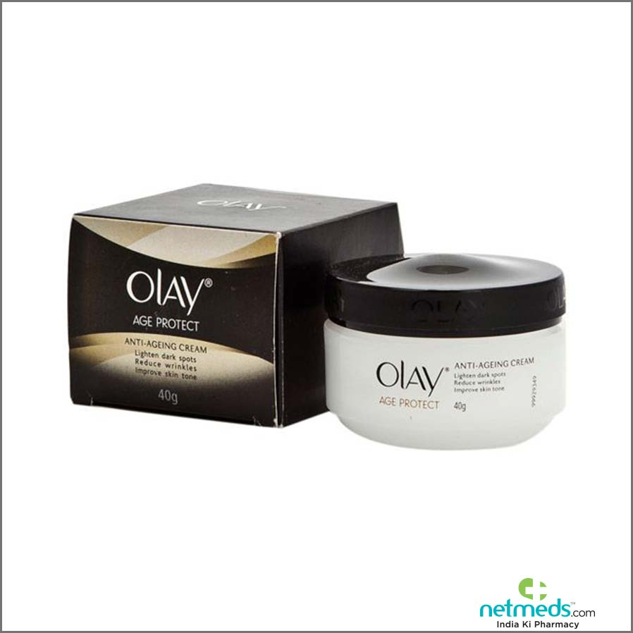 Olay Age Protect Anti-Ageing Cream -benefits
