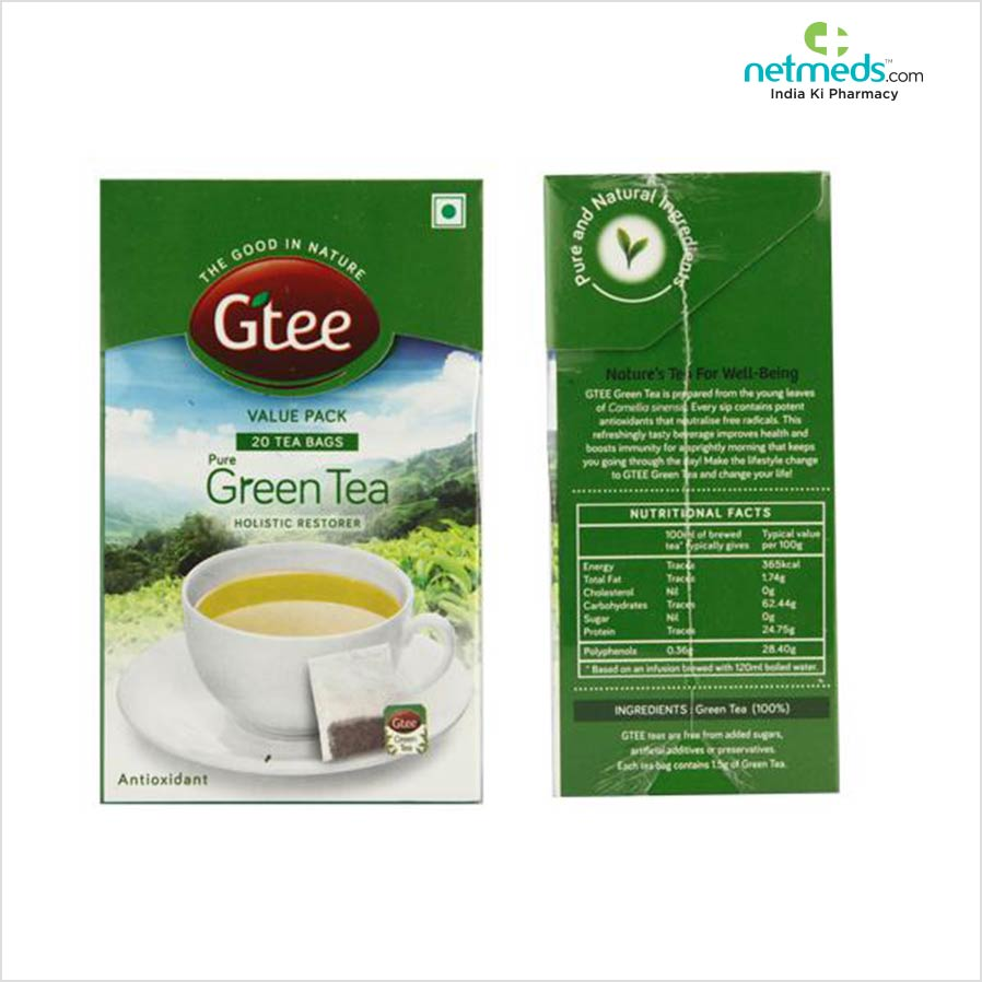 GTEE green tea